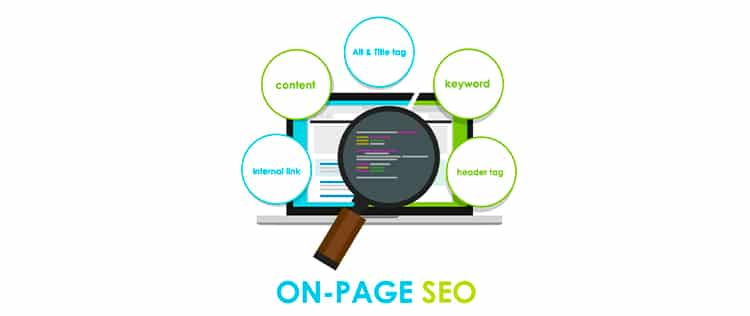 Posicionamiento SEO on-page