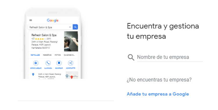 Como funciona Google My Business